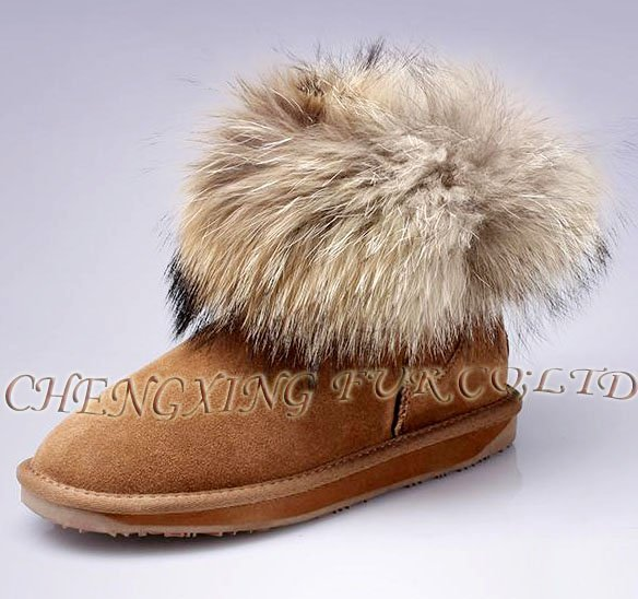 CX-A-34 Genuine Fur Slap on Real Fur Trim  ~ Shoes Trim ~  DROP SHIPPING