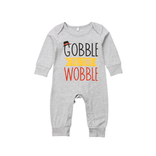Thanksgiving Baby Boy Girl Bodysuit Outfits