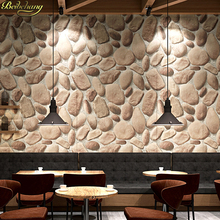 Marble stones papel de parede 3D Texture Adhesive wallpaper brick wall Living Room Waterproof Vinyl Sticker Household Wall Paper