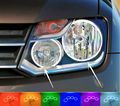 For Volkswagen VW Amarok 2011 2012 2013 2014 Excellent Angel Eyes kit Multi-Color Ultrabright RGB LED Angel Eyes Halo Rings