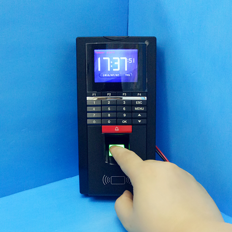 Biometric Fingerprint & Rfid Card Access Control Fingerprint Door Access Control System Door Access Controller Door Lock M-F131 biometric standalone access control rfid access control for building management system