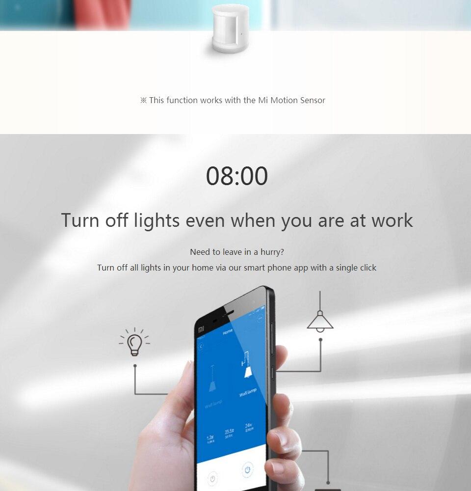 luz inteligente fio fogo zero linha zigbee