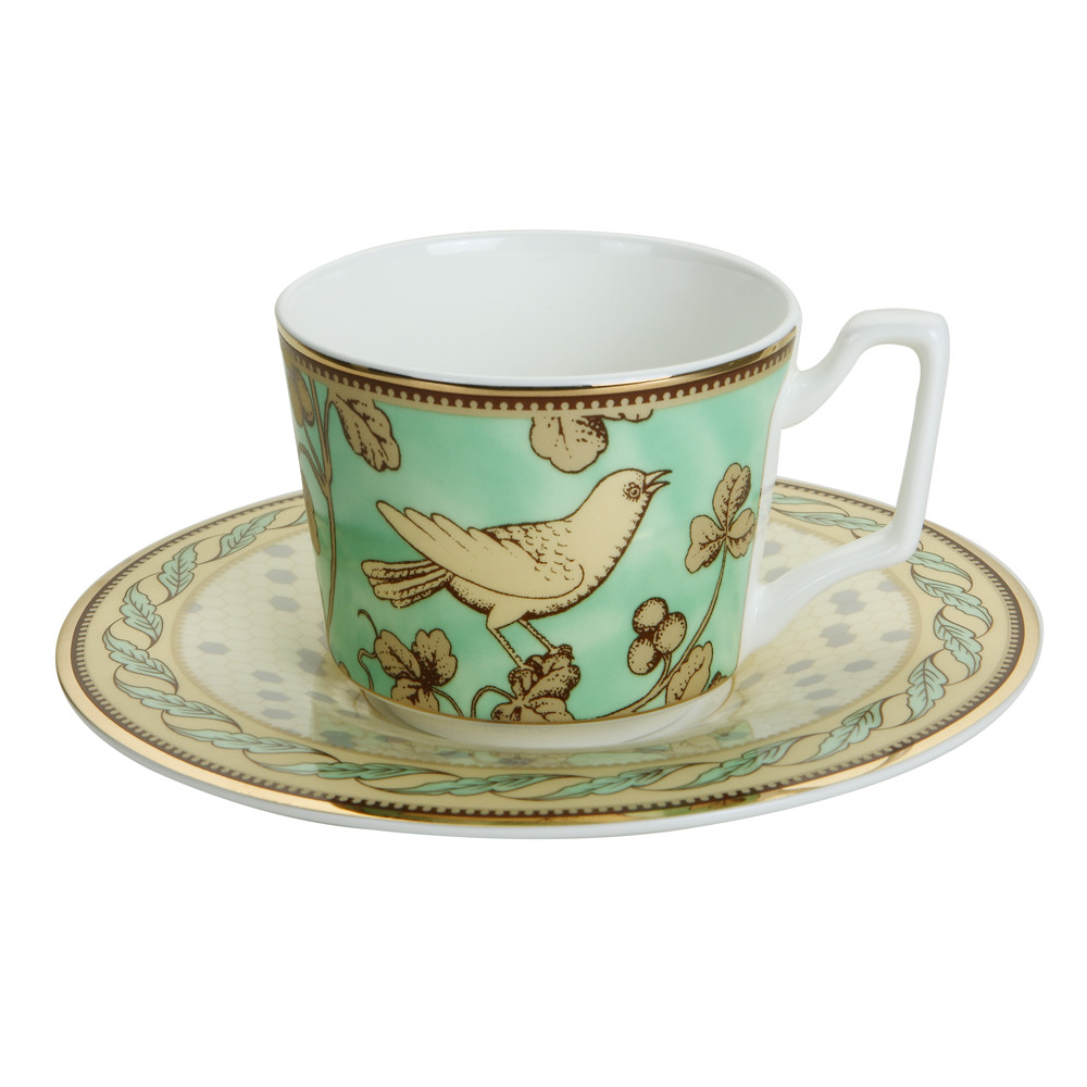 Porcelain Coffee Cups and Mugs , Tea Cup with Saucer