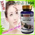 (Buy 3 Get 1 Free) IPL-GLUTATHIONE +CO Q10+VITAMIN C+Liquid Collagen Beauty Formula 500mg X 100 Softgel capsules