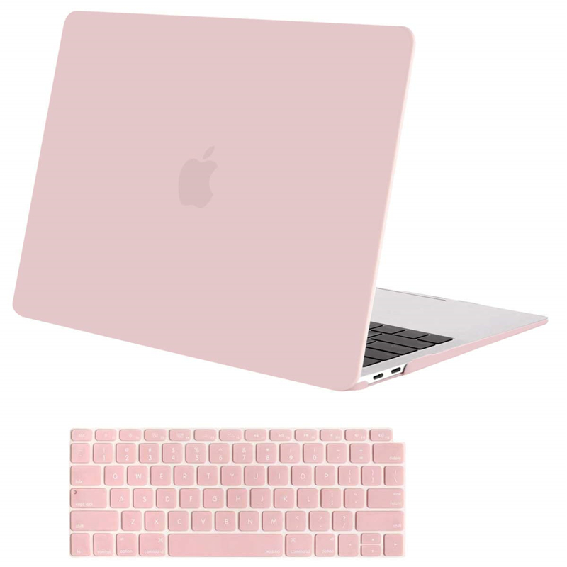 Image 3 - MOSISO New Matte Case For Macbook Air 11 13 inch For Mac Book Pro 13 15 Retina Touch Bar A1706 A1989 A1708 New Air 13 A1932 2018-in Laptop Bags & Cases from Computer & Office