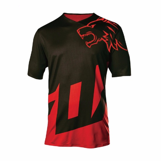 Downhill Jersey Mountain Bike Motorcycle Cycling Jersey Crossmax Shirt Ciclismo Clothes for Men MTB T Shirt DH MX Jersey Cycling