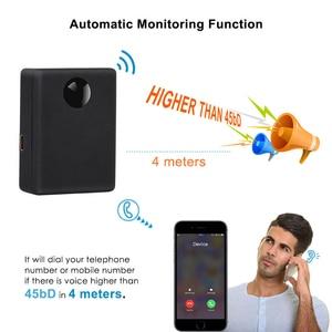 Image 3 - N9 GSM האזנה מכשיר אודיו קול צג הפעלת חיוג מעורר מיני GPS Tracker מעקב מערכת 12 15 ימים המתנה זמן