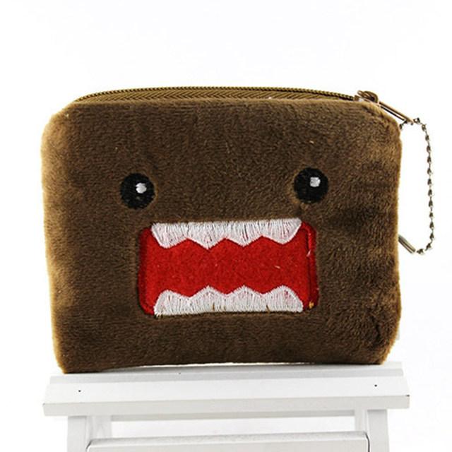 Cute Cartoon Plush Coin Purse Children Zipper Change Purse Wallet Hello Kitty Minions Pouch Bag For Kids Gift