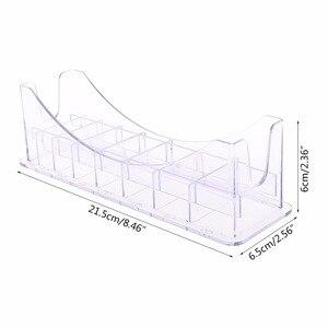 Image 5 - 1Pc 8 Box Base griglia per tagliacapelli universale limite guida pettine dimensioni attacco barbiere sostituzione accessori per strumenti per lo Styling dei capelli