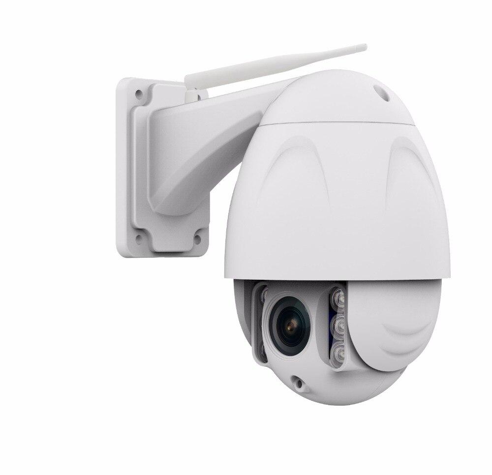 Открытый IP66 Водонепроницаемый купольная wi fi камера 2MP HD 1080 P безопасности дома видеонаблюдения Беспроводной IP Камера Eye4 приложение Remote Monitor