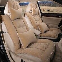 Cojines del asiento de coche cubre para chevrolet AVEO EPICA CAPTIVA CRUZE SAIL AMOR BUICK Royaum LaCrosse regal ENCORE enclave del automóvil
