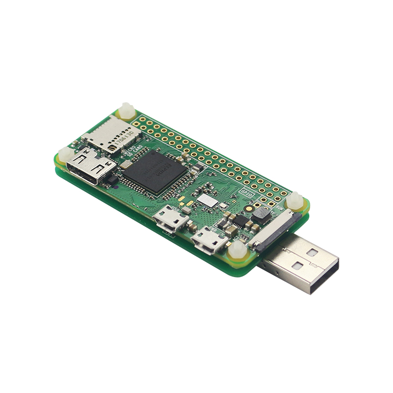 Raspberry Pi Zero W USB Addon Board USB Connector Raspberry Pi Zero to U Disk Expansion Board BadUSB for RPI Zero 1.3 W offical raspberry pi zero w case abs box cover shell rpi zero enclosure cases box for raspberry pi zero w