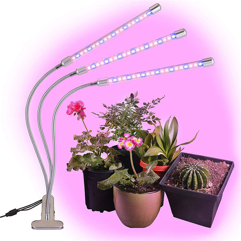 House Plant Grow Light: MUQGEW LED Grow Growing Lamps Light For Indoor House
