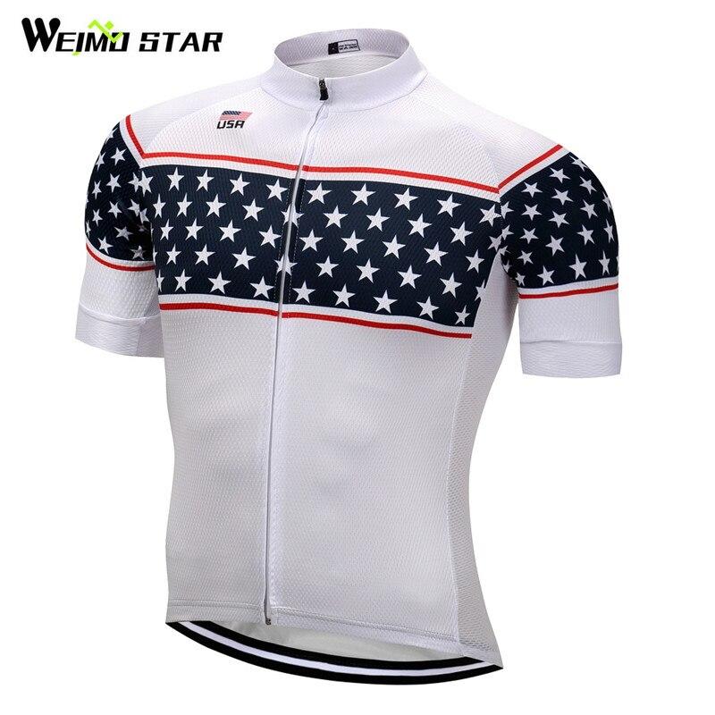 Weimostar 2018 Pro Team Nationalen Flagge Radfahren Kleidung Racing Sport mtb Radfahren Jersey Männer Short Atmungs Fahrrad Bike Jersey