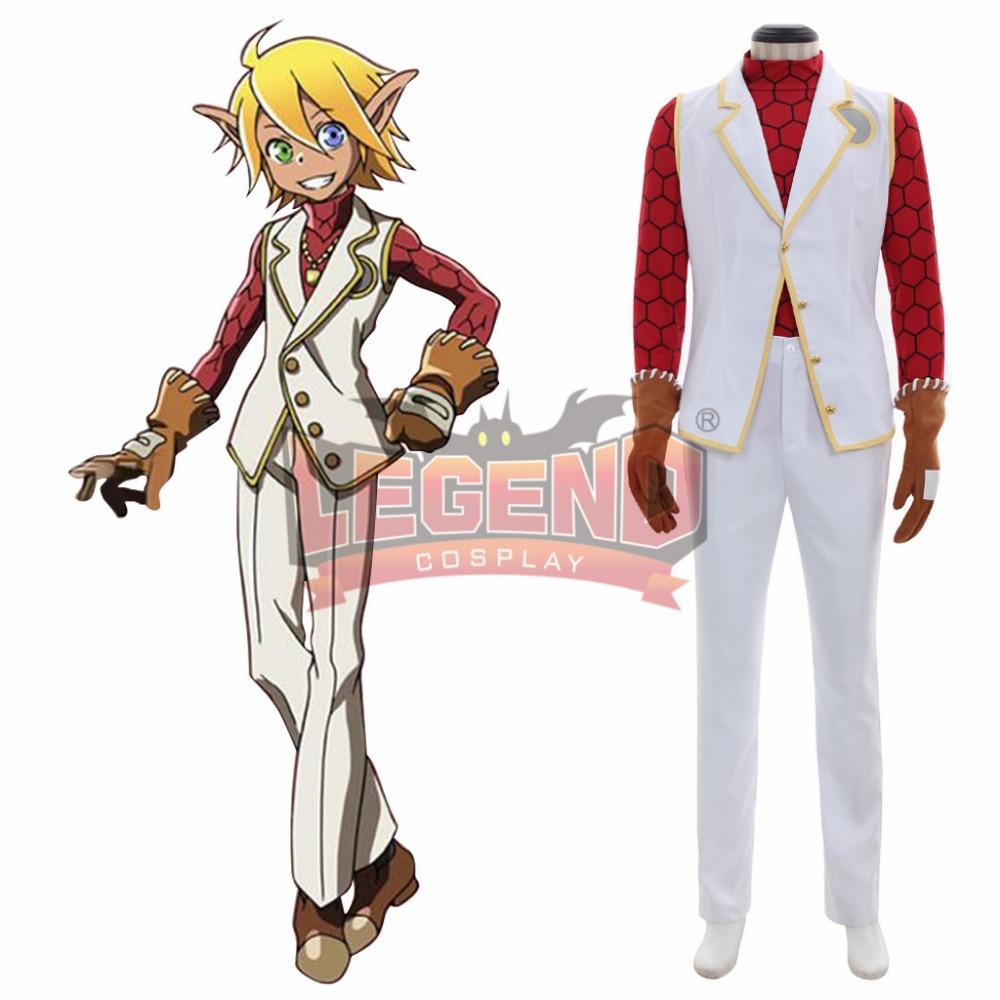 overlord aura bella fiora cosplay costume male cosplay costume