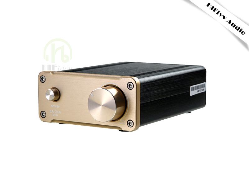 Hifivv audio amplifier TDA7492PE SA-36A Pro 20W Digital power amplifiers without power supply 2.0 channel audio amplifier