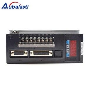 Image 3 - Aubalasti وحدة محرك معزز محرك سيرفو يعمل بالتيار المتردد كيت 110ST M05030 220V 1.5KW 4N.M 3000rpm AASD 30A ل حفارة وماكينة قطع