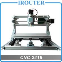 CNC2418 500mw/2500mw/5500mw laser,diy cnc engraving machine,Pcb Milling Machine,Wood Carving machine,cnc router,cnc 2418,GRBL