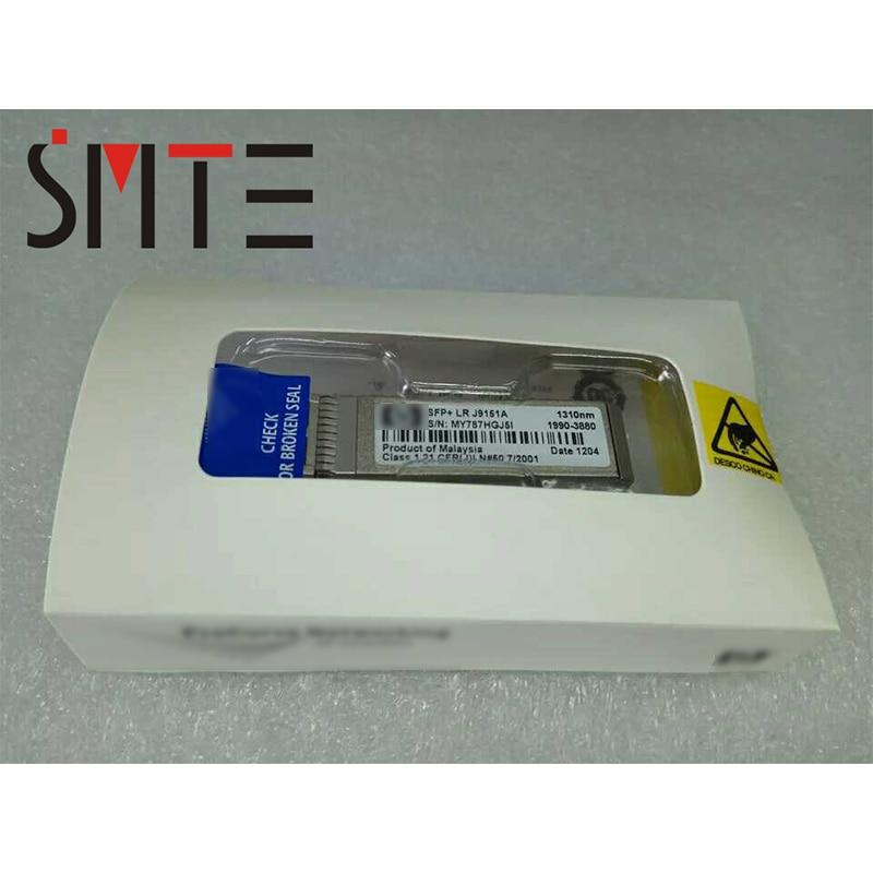 J9151A SFP + LR 1310nm Modulo In Fibra Ottica ApparecchiatureJ9151A SFP + LR 1310nm Modulo In Fibra Ottica Apparecchiature