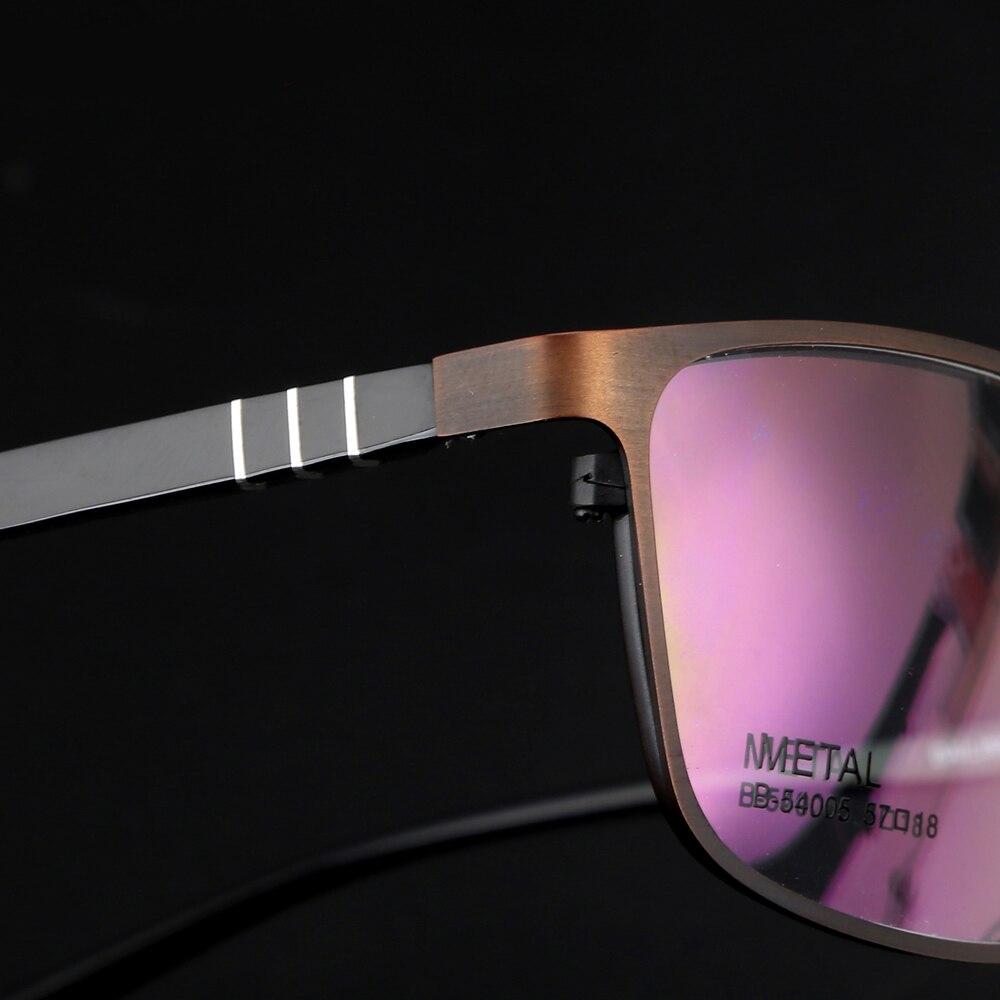 de47ae8f13 Ajustable visión óptica Bifocal gafas Semi-Rimless transición fotocromática  progresiva Multifocal Sun vidrios de lectura
