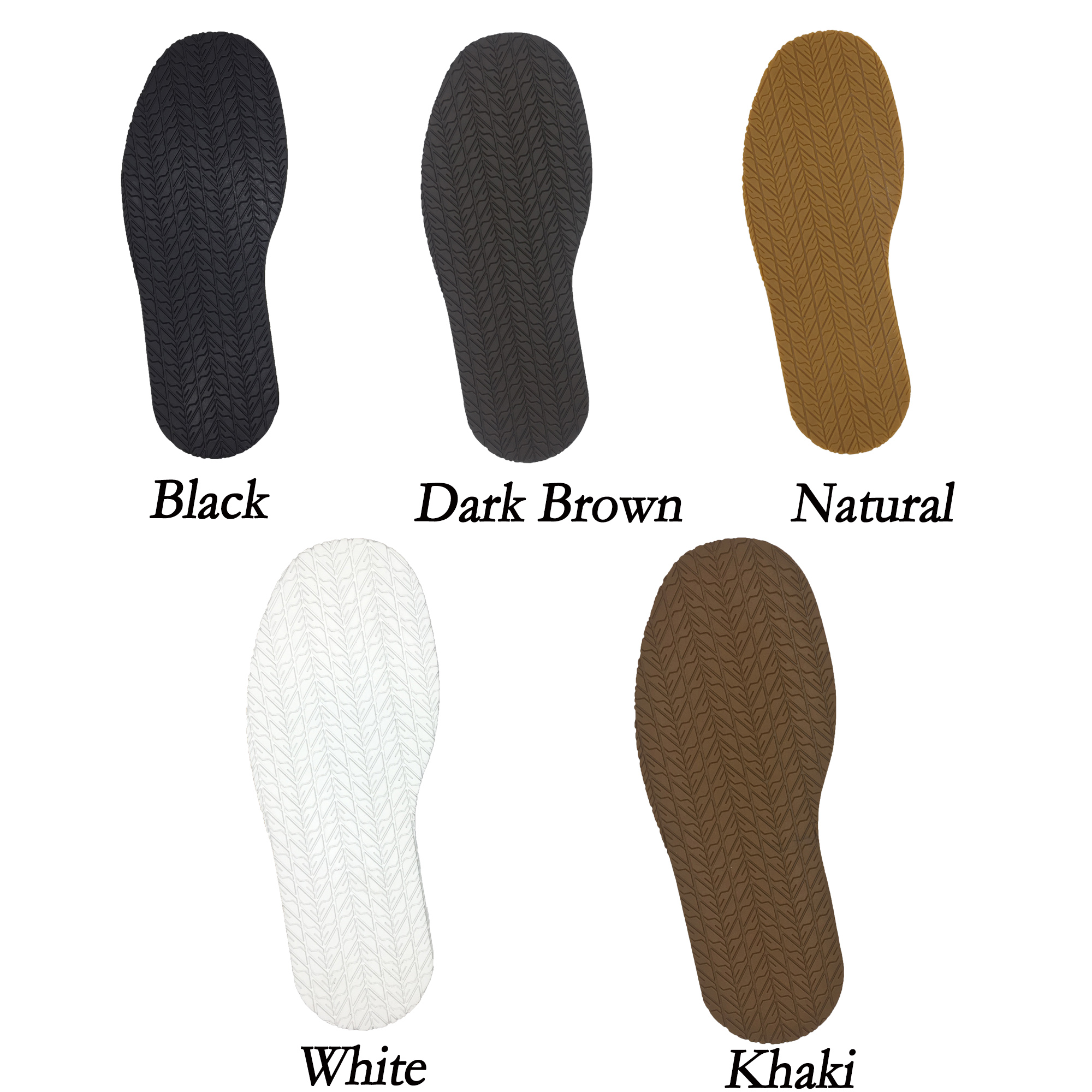 KANEIJI Full Sole, Repair The Worker Shoes Outsole, Rubber Sole, Replacement The Shoe Half Sole And Heels