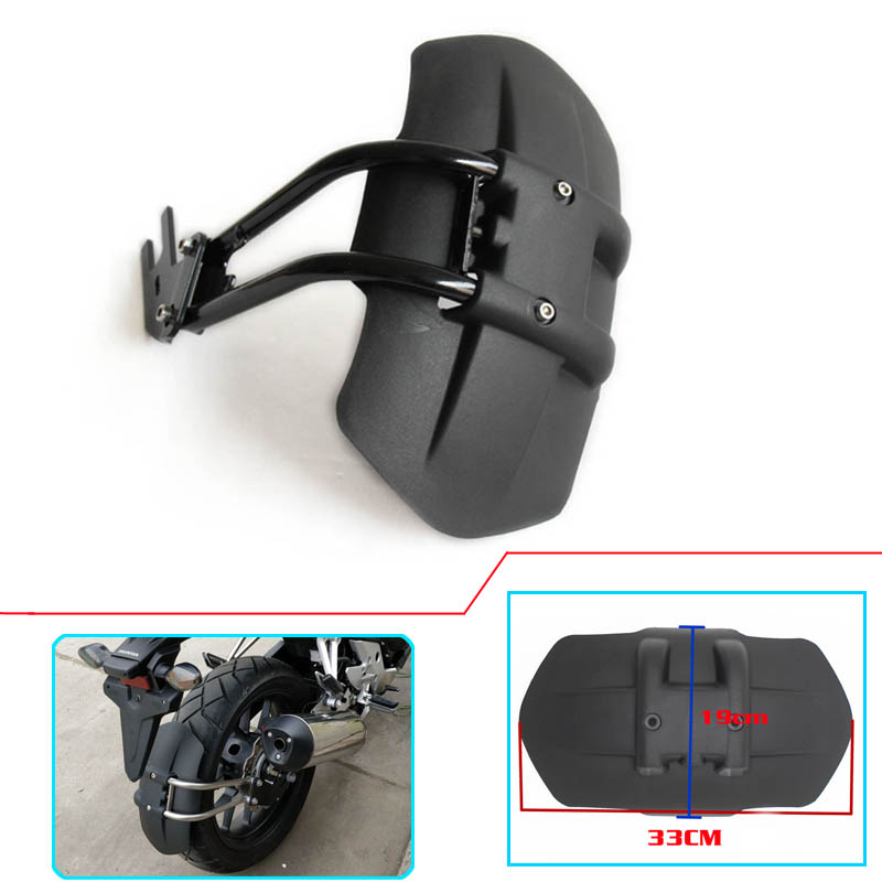 MT07 CNC Aluminum Motorcycle Accessories rear fender bracket motorbike mudguard For Yamaha MT 07 MT-07 MT-09 MT 09 2014-2016