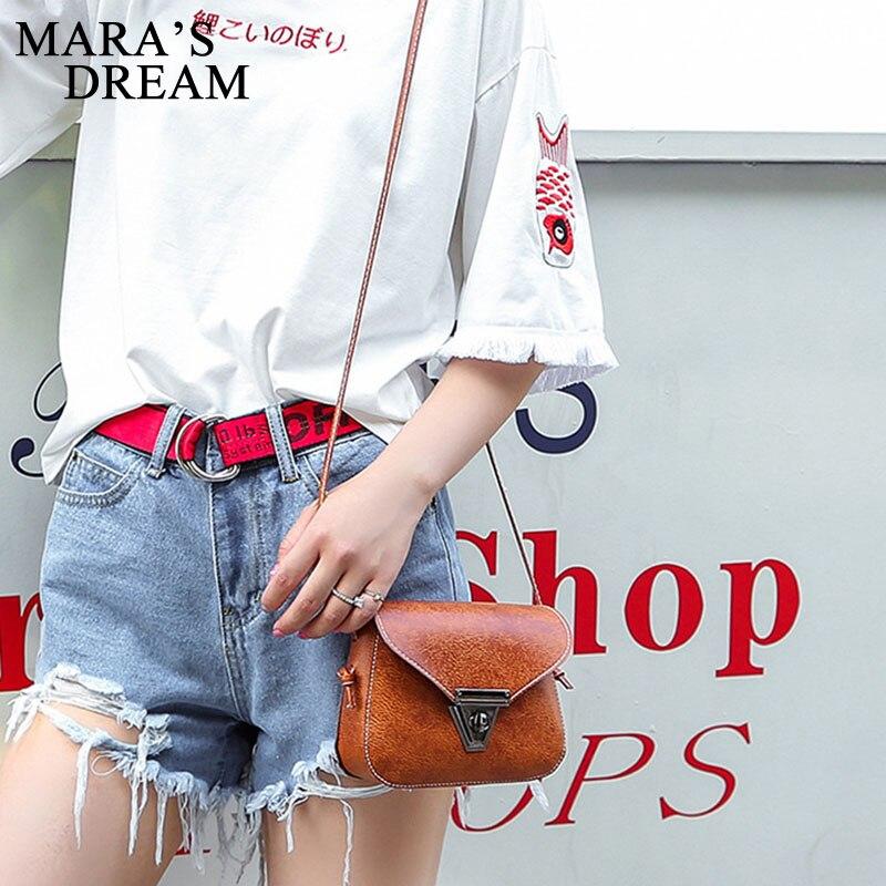 mulheres da moda pequenos sacolas PU Leather Bag Size : 17 X 13 X 5 CM Women Crossbody Bag