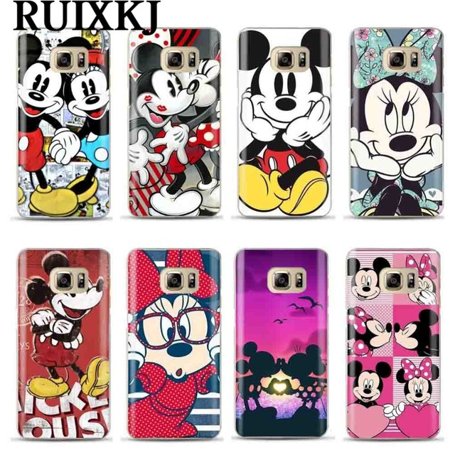 coque samsung galaxy s6 edge minnie