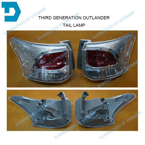 2013 2018 outlander tail lamp airtrek back lamp without bulb buy 2 piece if you need 1 pair OE parts, same as original