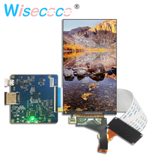 5.5 inch 1440*2560 2K LCD Screen LS055R1SX04 with HDMI to MIPI driver controller S2.2 for 3d SLA printer NanoDLP