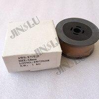 Free Shipping Welding Wire E71T 11 Self Shielded Flux Cored Wire 1KG ROLL