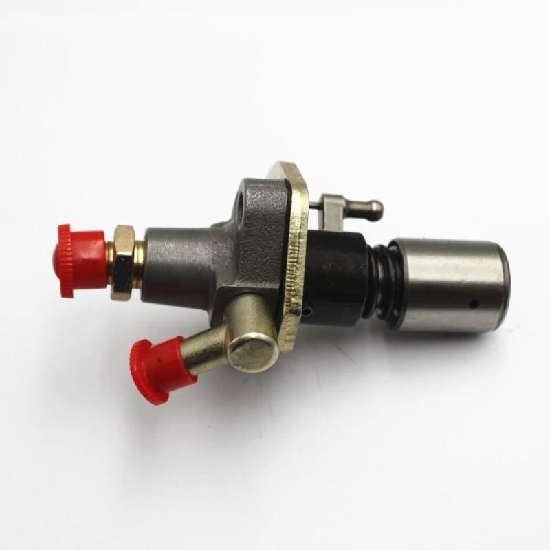Топливный инжектор насос электрический клапан для 186 FA 186FA 186F дизельный двигатель генератор, 186FA масляный насос электромагнитный клапан - Цвет: pump without Solenoi