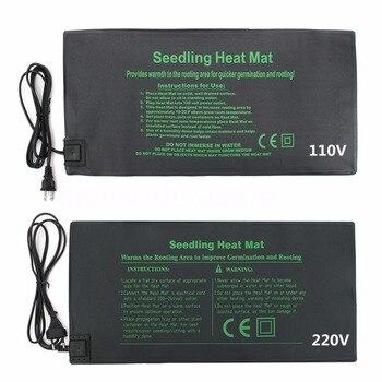 Mayitr Zaailing Warmte Mat Plant Zaad Kieming Voortplanting Kloon Starter Pad 52X24 cm