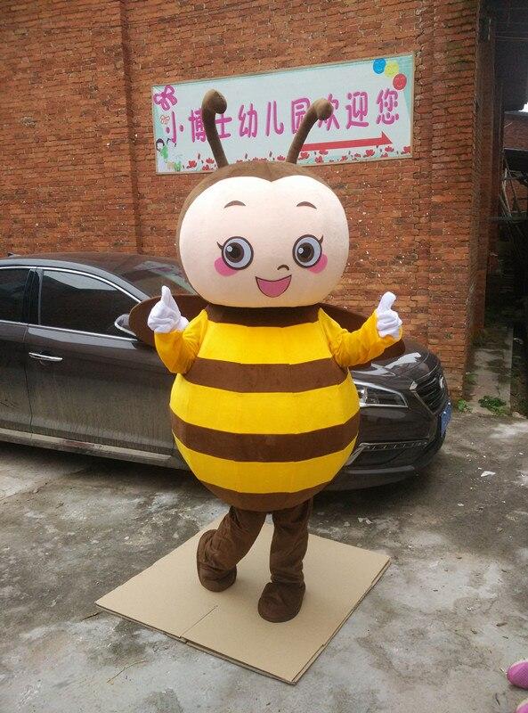 Abeille frelon mascotte costume mascotte costume abeille mascotte expédition rapide