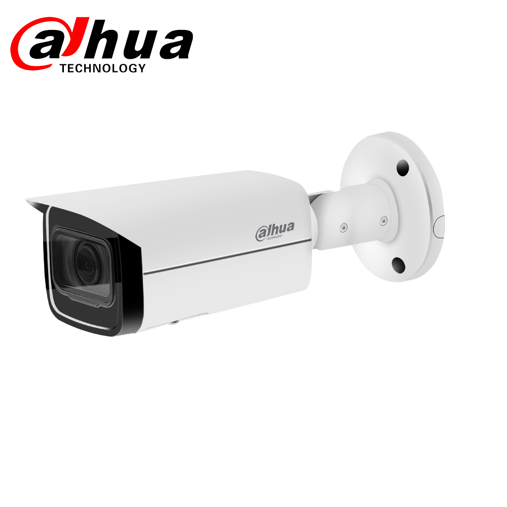 Dahua 6MP 5X IPC-HFW4631H-ZSA POE IR Câmara bullet 2.7-13.5mm Zoom Da Câmera do CCTV Construído em MIC IR60M substituir IPC-HFW4431R-Z
