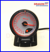 2.5″ 60MM DF Advance CR Gauge Meter Air Fuel Ratio Gauges White Face