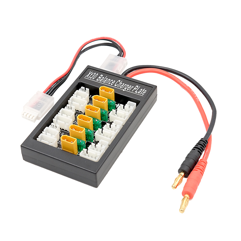 1~3s Lipo Expansion Board Xt30 Plug Parallel Charging Plate Battery Charger Board B6ac Lipo Balance Conversion Panel Parts To Ensure A Like-New Appearance Indefinably