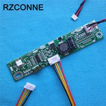 Uniwersalna podświetlana diodami LED płyta falownika płyta sterownicza wzmacniacz napięcie wejściowe 5.5-25 V dla 7-25 cal monitory 125mm x 25mm