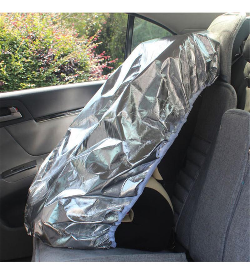 Children \'s car safety seats sun shield dust cover sun block UV block heat (5)