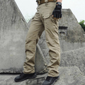 Urban IX7 Tactical Military Camp Men Pants casual motion Trousers motion Cargo Multi Pocket SWAT Combat Trousers Pants