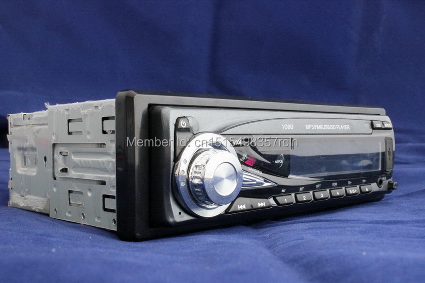 Nouveau autoradio bluetooth MP3 Bluetooth voiture stéréo FM Radio MP3 lecteur Audio 12 V chargeur USB/SD voiture électronique