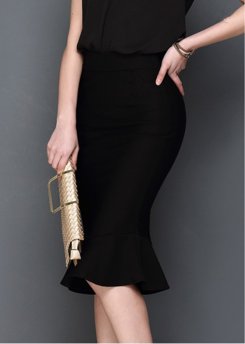 Online Get Cheap Fitted Skirt -Aliexpress.com | Alibaba Group