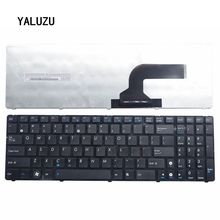 Neue US-Tastatur für ASUS K52 X61 N61 G60 G51 k53s MP-09Q33SU-528 V111462AS1 0KN0-E02 RU02 04GNV32KRU00-2 V111462AS1 Laptop