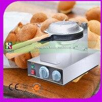 CE Certified 220V commercial egg waffle maker pan machine