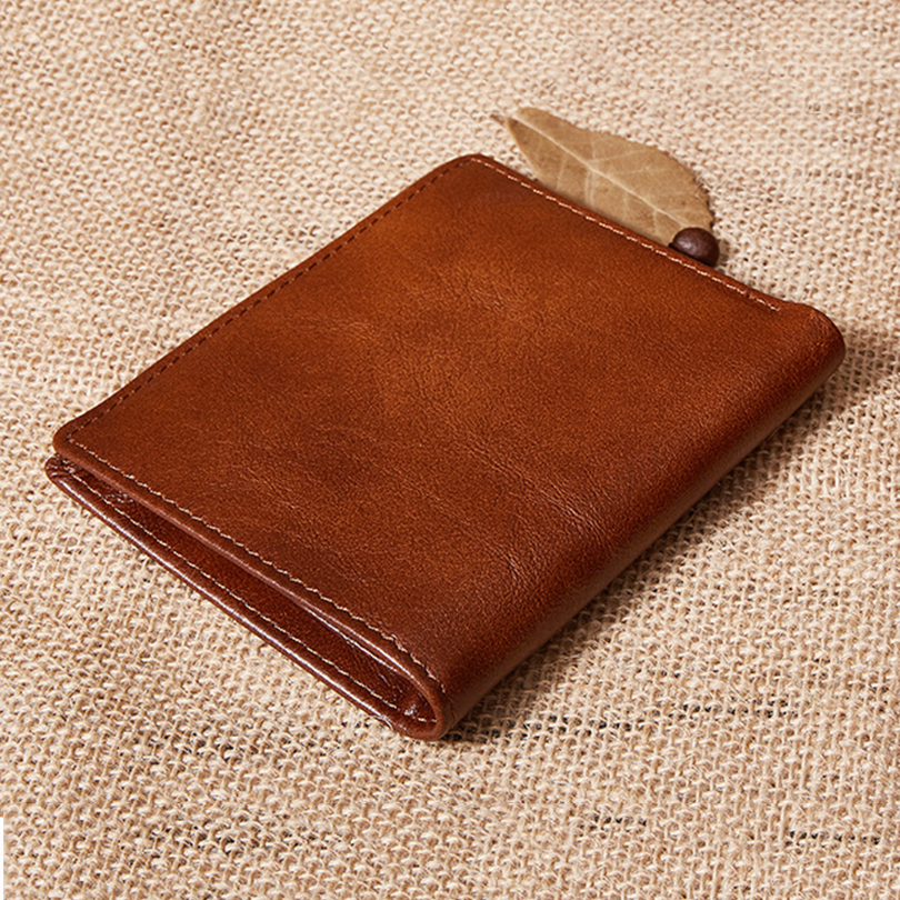 e581ea95e5 US $13.32 |COHEART cowhide wallet men genuine leather wallet vintage purse  top quality male wallet purse small money bag wholesale price !!-in Wallets  ...