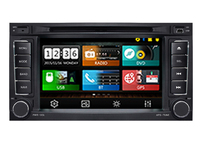 Android 7.1.1 & 8.0 CAR DVD PLAYER ROCKCHIP px3 PX5 solution FOR VW touareg multimedia player bluetooth gps