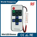 1pcs 12V RF Mini Wireless Switch Controller Dimmer with Remote Control for LED Strip Light