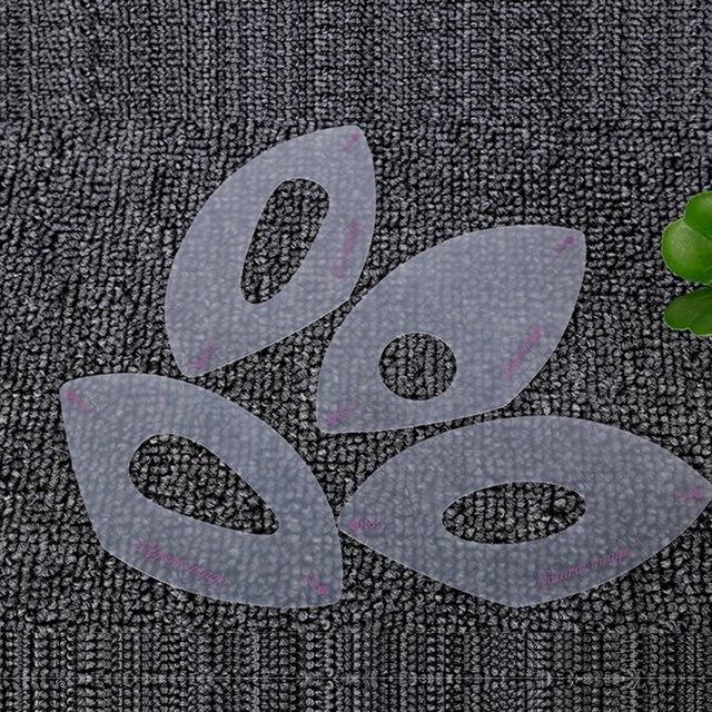 LAMEILA Cheek Modes Blush Aid Blush Card Rouge Card Blush Stencil Card Make Up Tools Beauty Accessories 1