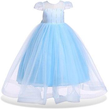 2e6c61e16da Элегантные свадебные платья-пачки принцессы для девочек-подростков ...