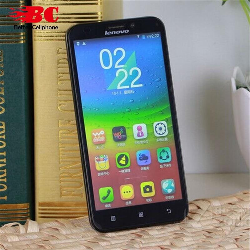 Lenovo A916 5.5 inch 4G FDD-LTE WCDMA Android 5.0 SmartPhone MTK6592M MTK6290 Octa Core ROM 8GB RAM 1GB Dual SIM 13.0MP Unlocked